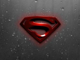 Superman symbol E by DISENT