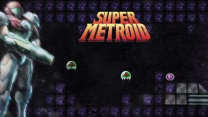 Super Metroid Wallpaper by DaRkLmX