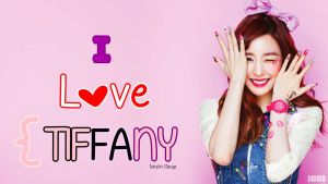 Wallpaper Tiffany SNSD by Costaria23