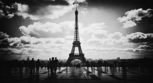 Eiffel II by intels