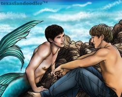Merlin - Come Away With Me by texasfandoodler