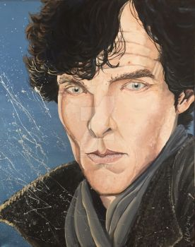 Mr. Holmes by BigJohnCreations