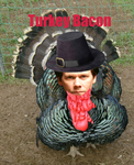 Turkey Bacon 1- Kevin Bacon Photoshop by Jenn-Coney1976