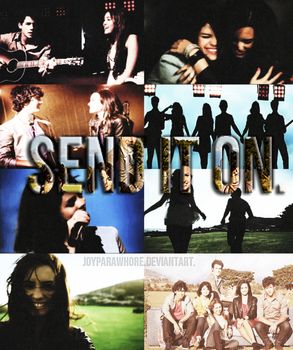 Send It On || Collage. by JoyParawhore
