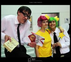 Fairly Odd Parents by milksauce