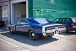 blue 70 charger back by AmericanMuscle