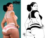 ELKE THE STALLION PANORAMA by Artistik-Bootya