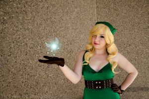Lady Link by cheese-cake-panda