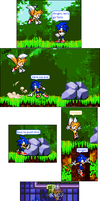 Sonic And Co. Adventures 7 by CrystalTheRenahog