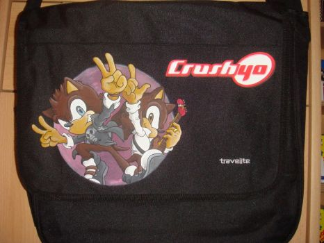 Crush 40 Bag for ShiShiKo by Sega-Club-Tikal