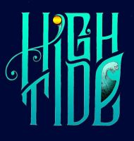 High Tide Typography by Hipsterscon