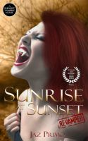 Sunrise At Sunset _ Cover Art by SharonLeggDigitalArt