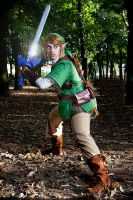 Link - Twilight Princess by Sofy-Cos