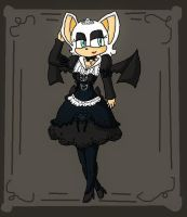 princess gothic rouge by ninpeachlover