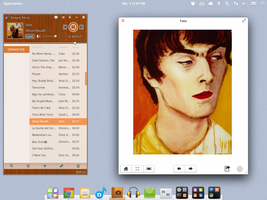 elementary os Luna beta 1 by kxmylo