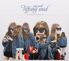 PNGs Pack Tiffany - 4 by Heoconkutecu