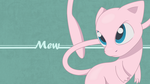 Apprehensive Mew by Kittita