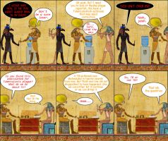 Gods of Egypt - TB or not. by ServerusTare