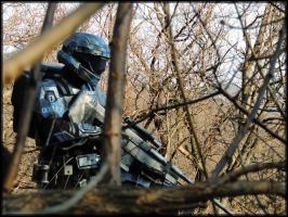 ODST Sniper by FredProps