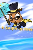A Gaijin In Time by BKcrazies0