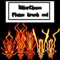UtterChaos flame set by UtterChaos