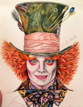 The Mad Hatter's Teaparty by SASteelsy