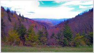 Newfound Gap in Fall of 2014 1 by slowdog294