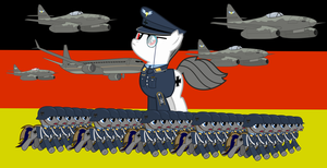 Luftwaffe Poster by BRONYVAGINEER