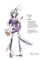 Kuja: KH version by eikomakimachi
