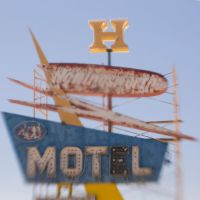Hollingsworth Motel by myrnajacobs