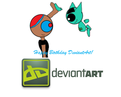 Celebration of DeviantArt. by Picture2841