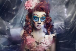 Sugar Skull by RavenaJuly