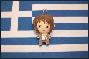 Chibi-Charms: Hetalia Greece by MandyPandaa