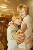 APH - Special Relationship by Asumaruu