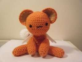 Kero Amigurumi by pepper-p