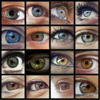Eyes by ButteredCats