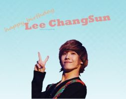 Happy Birthday Lee Joon by P3trah