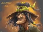 Old Mother Hen by shambok