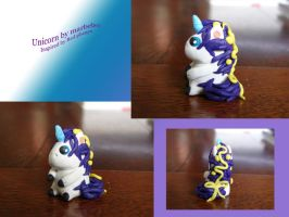 Fimo unicorn by marbels