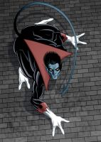 Nightcrawler by SimonPenter