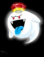 king boo by emeraldsaber