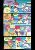 Quest for Apple Bloom Part 01 (Spanish) by Raimundo1941