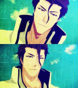 The Handsome Aizen by MalGirl101