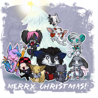 Merry christmas? Yes. by monokin