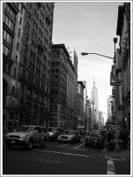 5th Ave, 16th Street. by bonebleached
