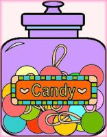 I love candy for Candysamuels by Erozja