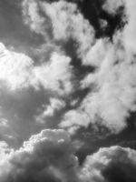 Black and White Clouds by IoannisCleary
