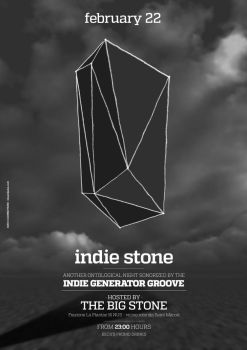 Indie Stone by cowboykiwi