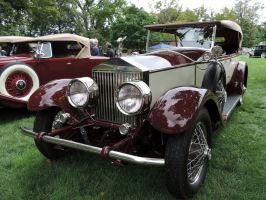 1926 Rolls Royce Silver Ghost shot 2 by DarkPhoenix975
