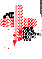 Your Local Hospital Needs You by GTRacer